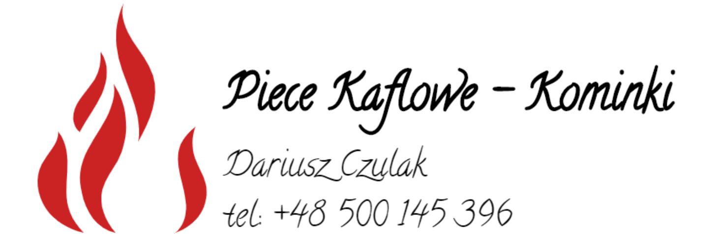 Piece Kaflowe - Kominki